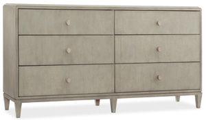 Thumbnail of Hooker Furniture - Elixir Six Drawer Dresser