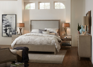 Thumbnail of Hooker Furniture - King Upholstered Bed