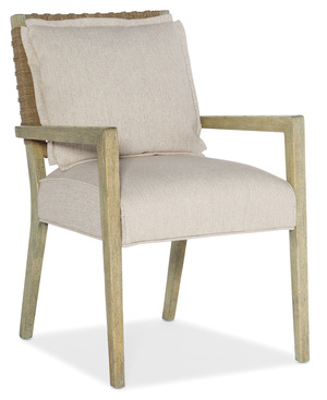 Thumbnail of Hooker Furniture - Woven Back Arm Chair