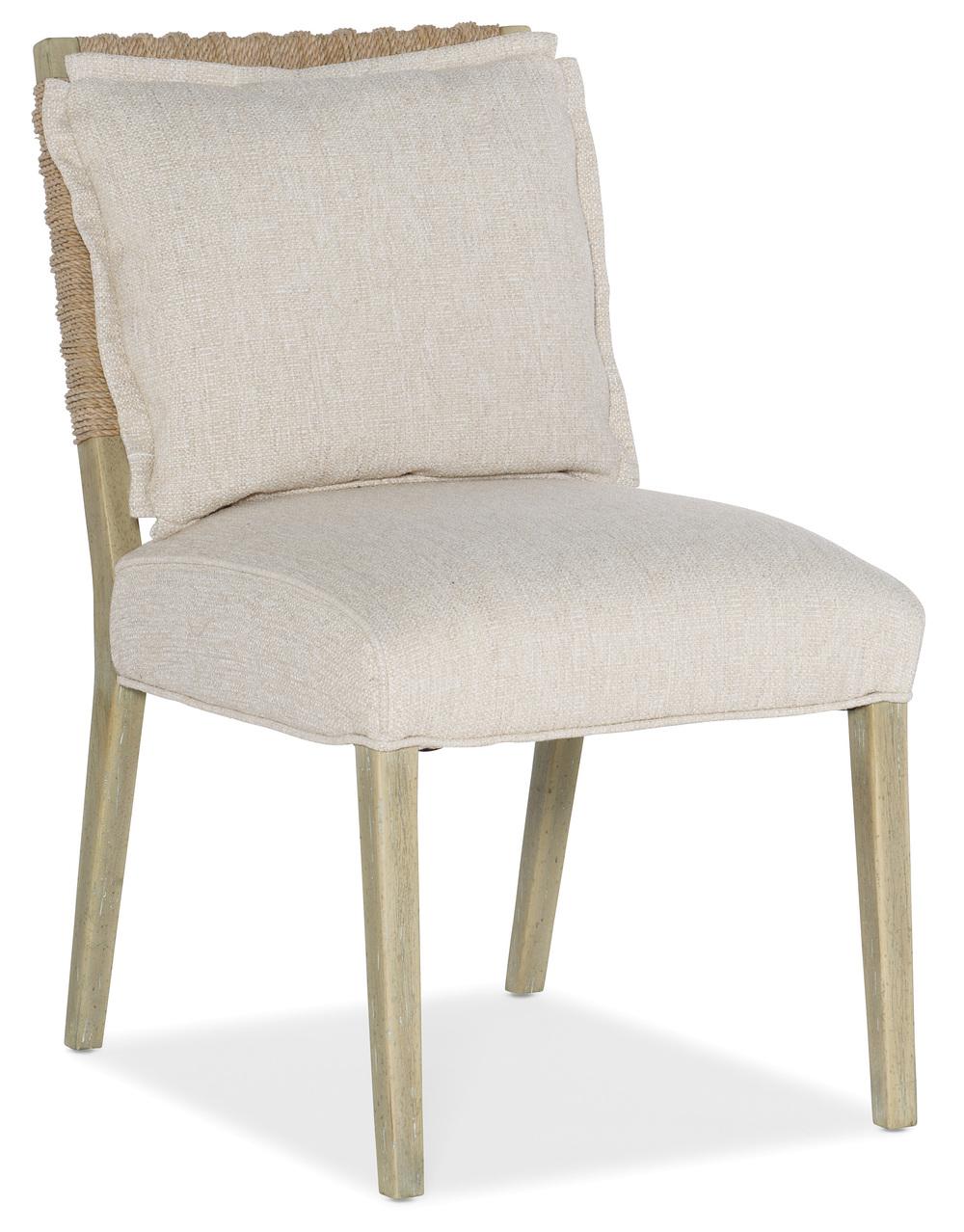 Hooker Furniture - Woven Back Side Chair