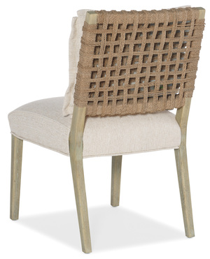 Thumbnail of Hooker Furniture - Woven Back Side Chair
