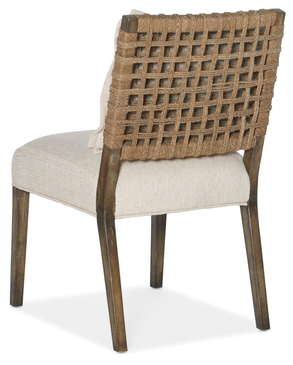 Hooker Furniture - Woven Back Side Chair
