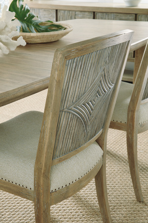 Thumbnail of Hooker Furniture - Carved Back Side Chair