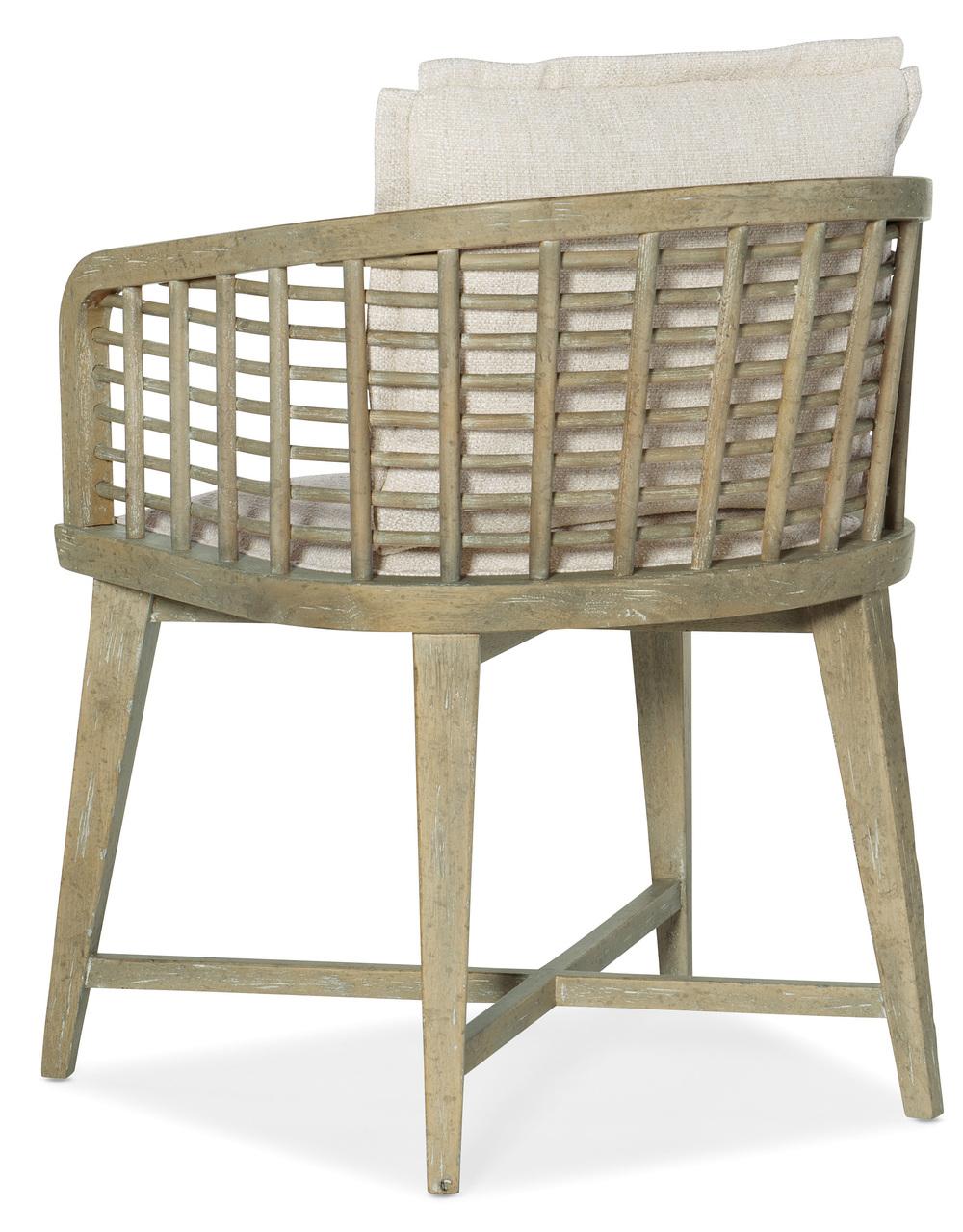 Hooker Furniture - Barrell Back Chair