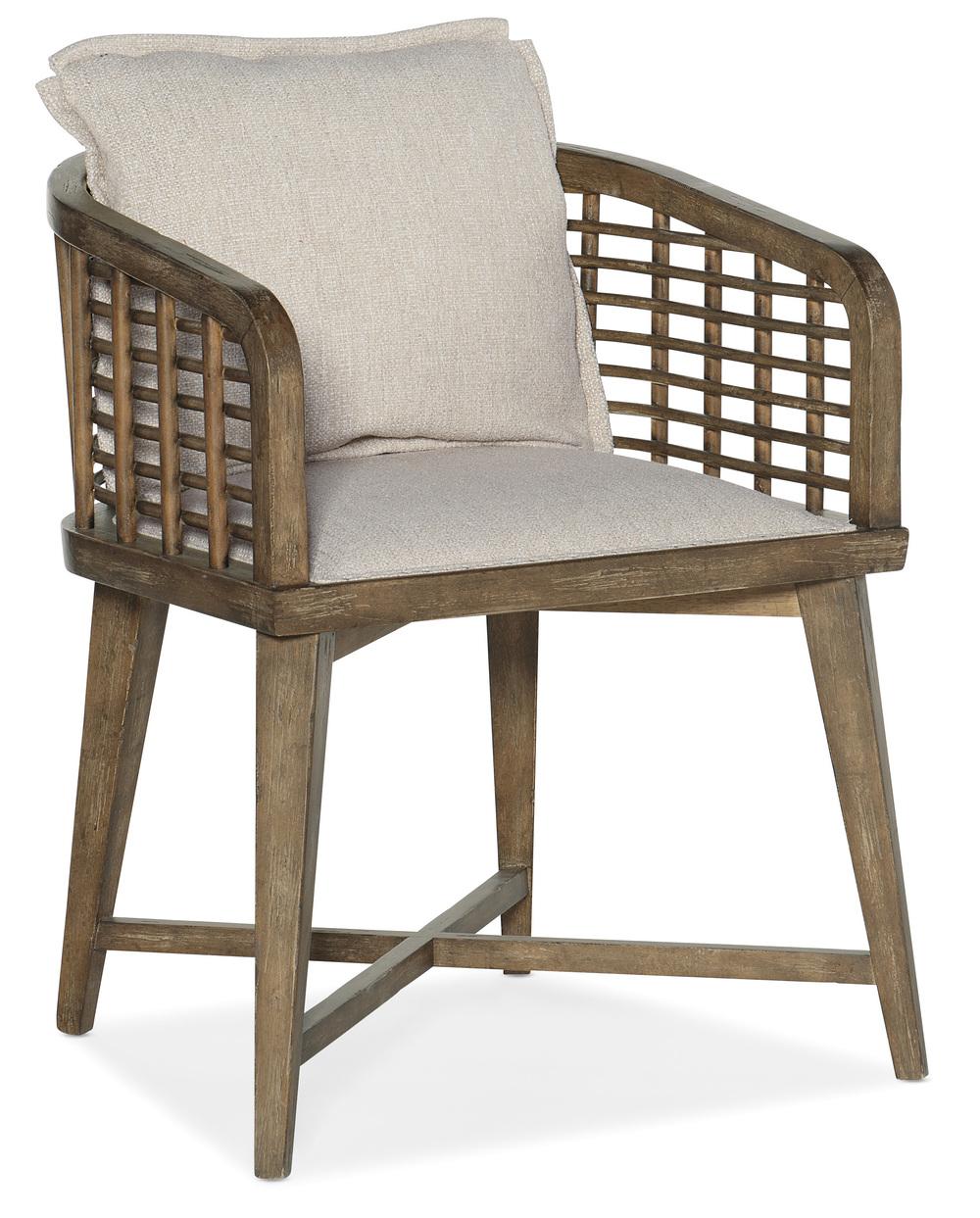 Hooker Furniture - Barrel Back Chair
