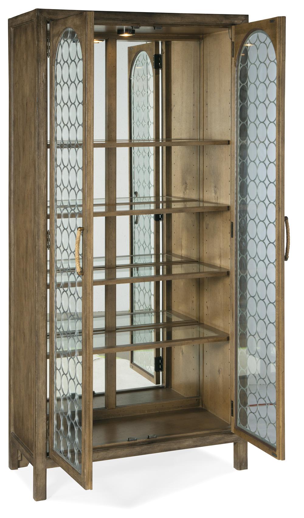 Hooker Furniture - Display Cabinet