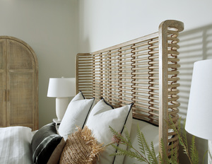 Thumbnail of Hooker Furniture - Queen Rattan Bed