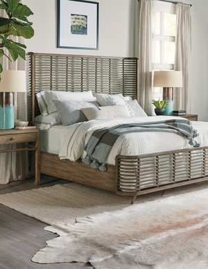 Thumbnail of Hooker Furniture - Queen Rattan Bed