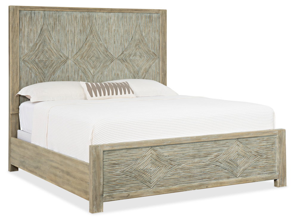 Hooker Furniture - Queen Panel Bed