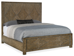 Thumbnail of Hooker Furniture - Queen Panel Bed