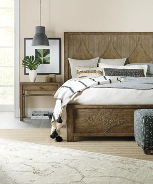 Thumbnail of Hooker Furniture - King Panel Bed