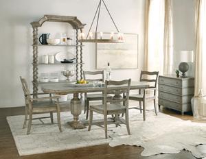 Thumbnail of Hooker Furniture - La Riva Ladder Back Arm Chair, 2/ctn