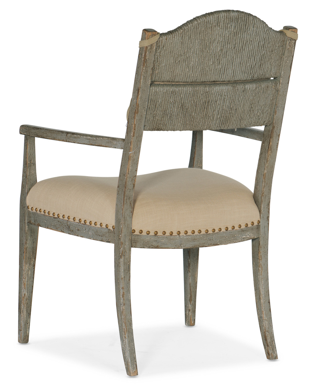 Hooker Furniture - Aperto Rush Arm Chair, 2/ctn