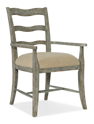 Thumbnail of Hooker Furniture - La Riva Upholstered Seat Arm Chair
