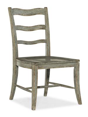 Thumbnail of Hooker Furniture - La Riva Ladder Back Side Chair, 2/ctn