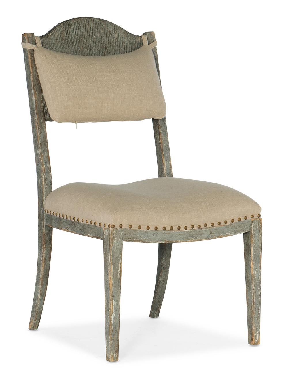 Hooker Furniture - Aperto Rush Side Chair, 2/ctn