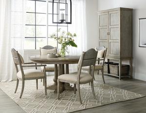 Thumbnail of Hooker Furniture - Aperto Rush Side Chair, 2/ctn