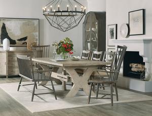 Thumbnail of Hooker Furniture - Marzano Windsor Side Chair, 2/ctn