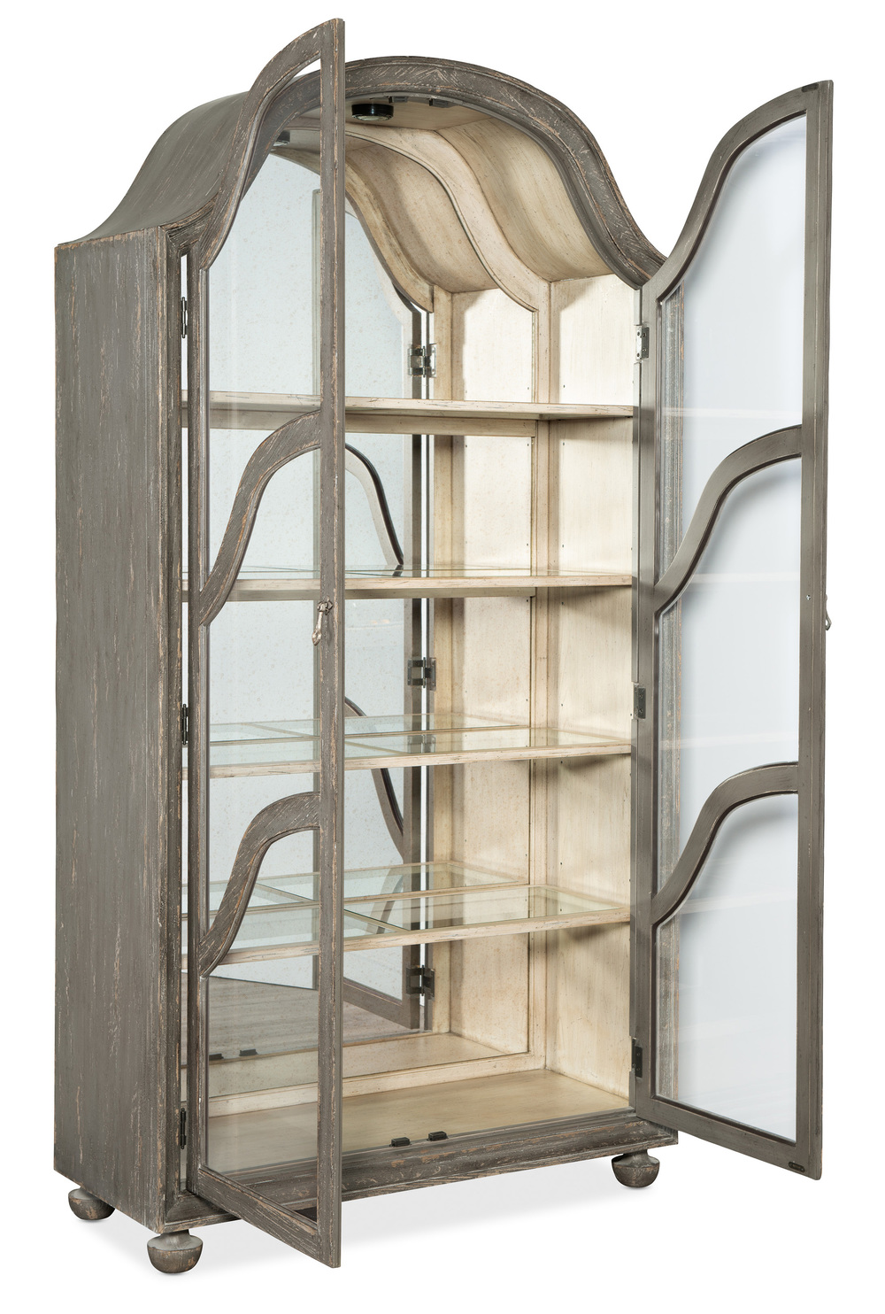 Hooker Furniture - Costa Display Cabinet