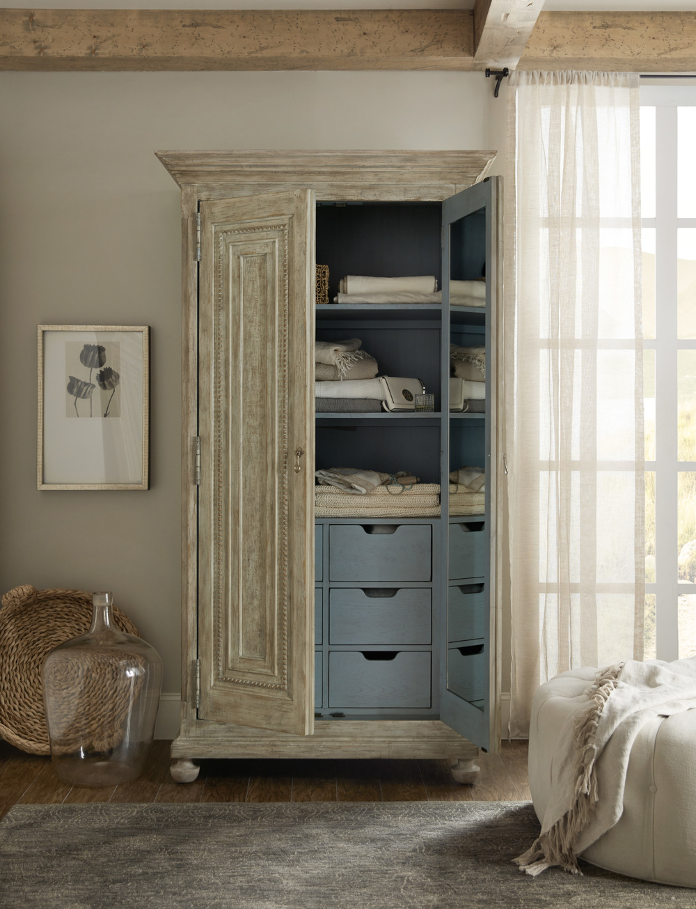 Hooker Furniture - Rocco Wardrobe