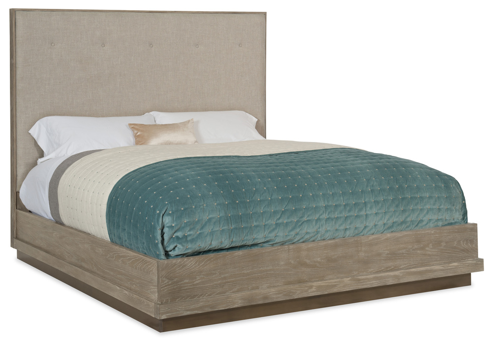 Hooker Furniture - King Upholstered Bed