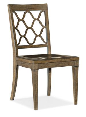 Thumbnail of Hooker Furniture - Wood Seat Side Chair, 2/ctn