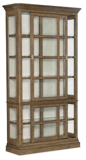 Thumbnail of Hooker Furniture - Sliding Door Display Cabinet