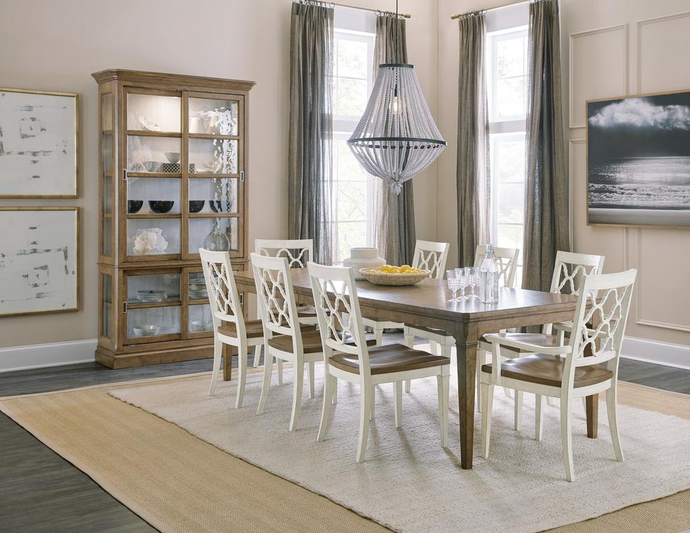 Hooker Furniture - Sliding Door Display Cabinet