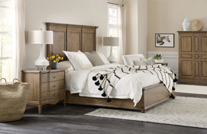 Thumbnail of Hooker Furniture - King Wood Mansion Bed