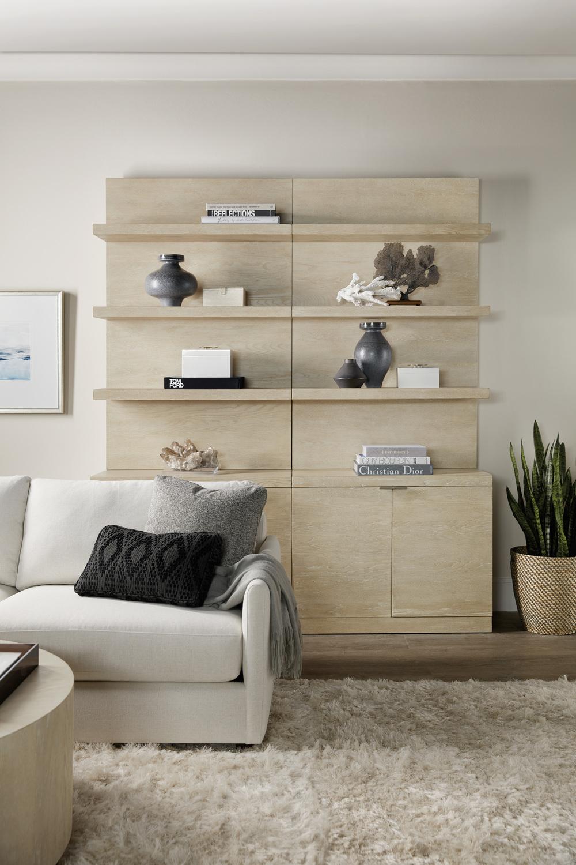 Hooker Furniture - Bookcase Base & Hutch
