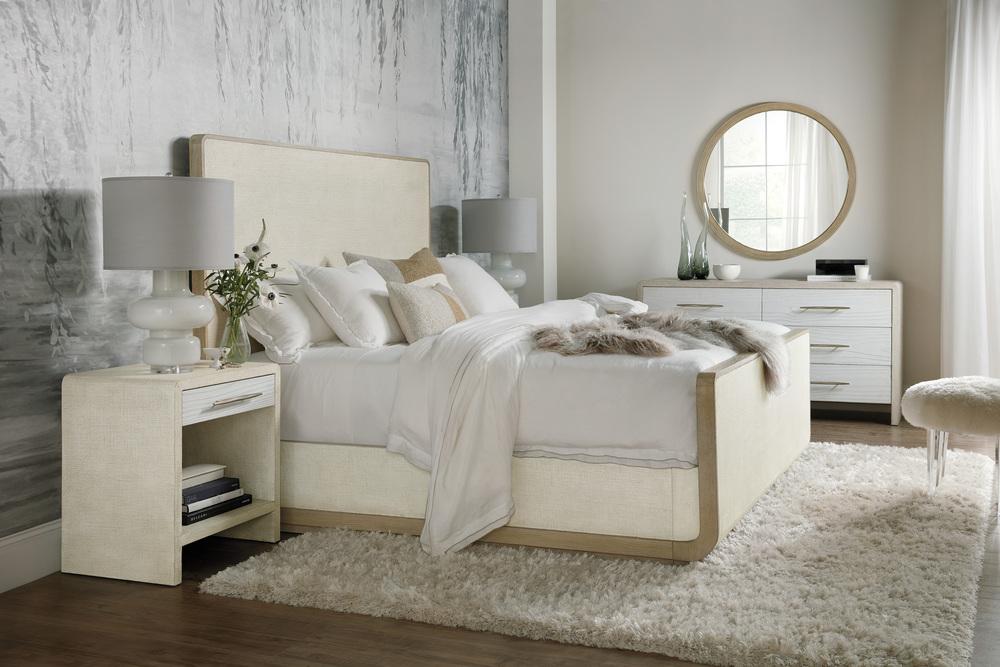 Hooker Furniture - California King Sleigh Bed