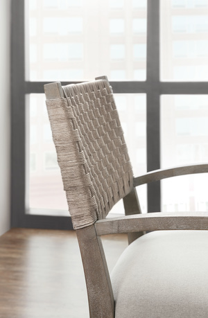 Thumbnail of Hooker Furniture - Artemis Woven Arm Chair