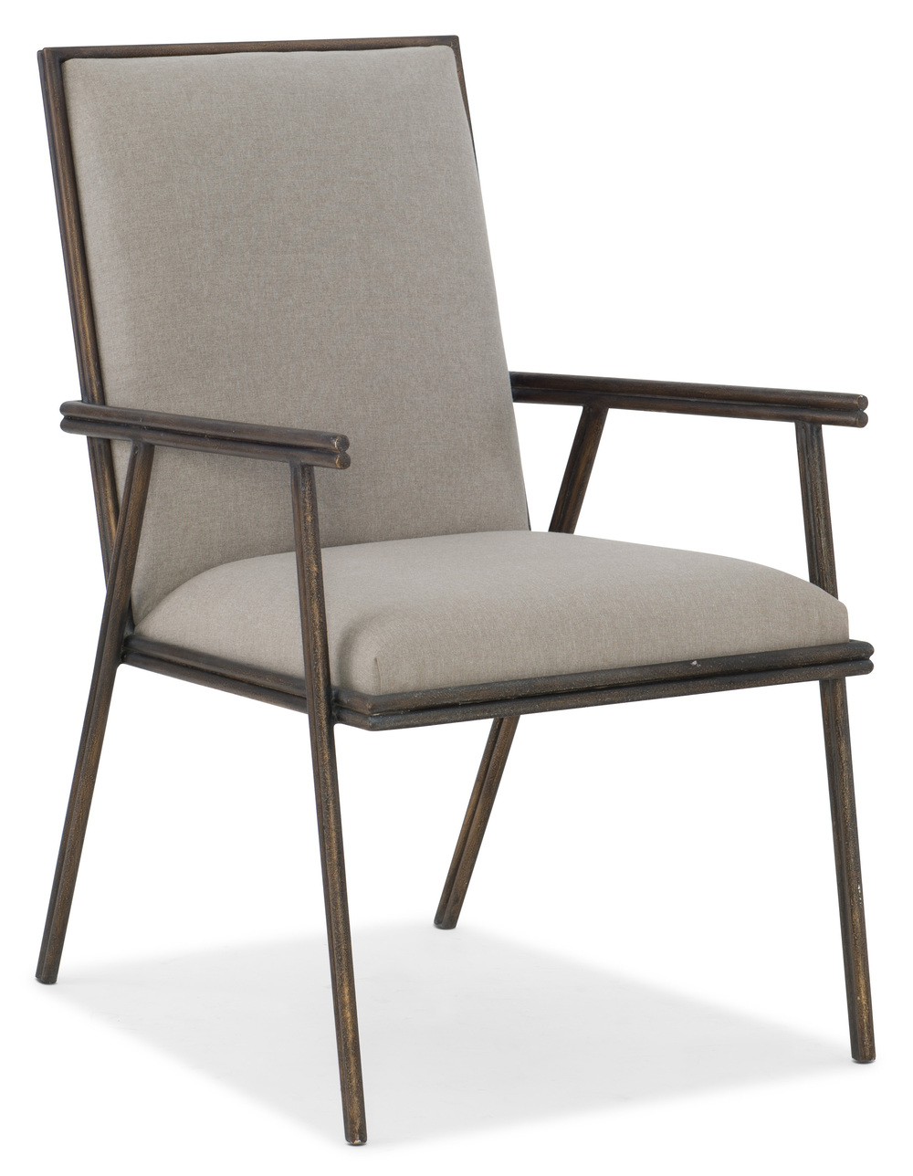Hooker Furniture - Fairview Metal Upholstered Arm Chair