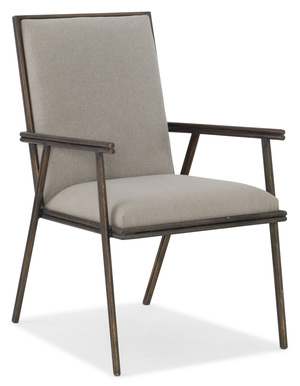 Thumbnail of Hooker Furniture - Fairview Metal Upholstered Arm Chair