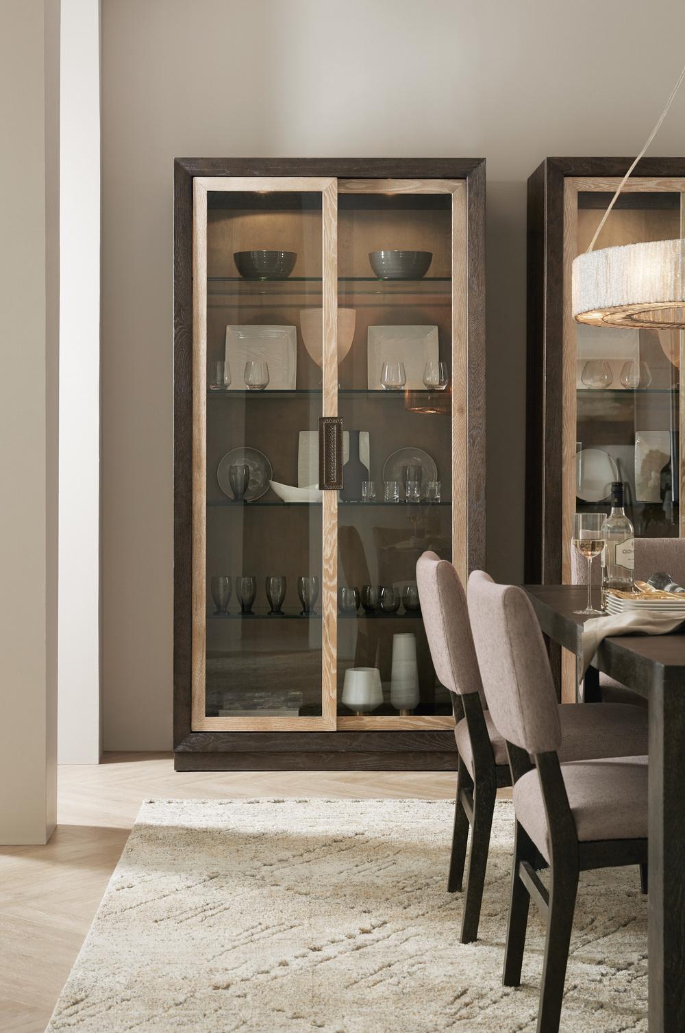 Hooker Furniture - Voltaire Display Cabinet