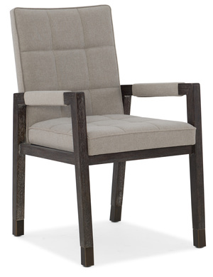 Thumbnail of HOOKER FURNITURE CO - Cupertino Upholstered Arm Chair
