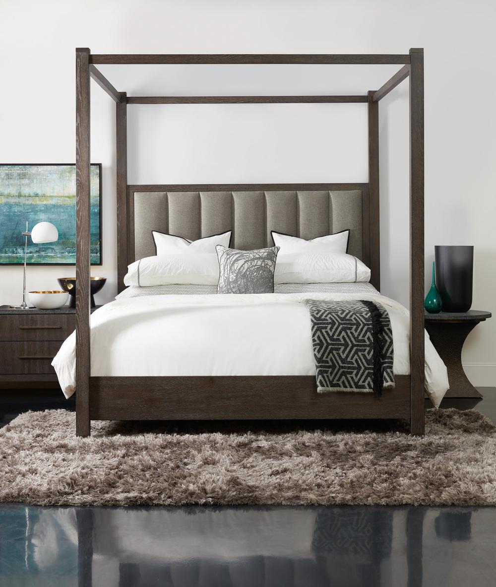 Hooker Furniture - Jackson Queen Bed