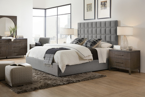 Thumbnail of Hooker Furniture - Moreno California King Box Tufted Bed