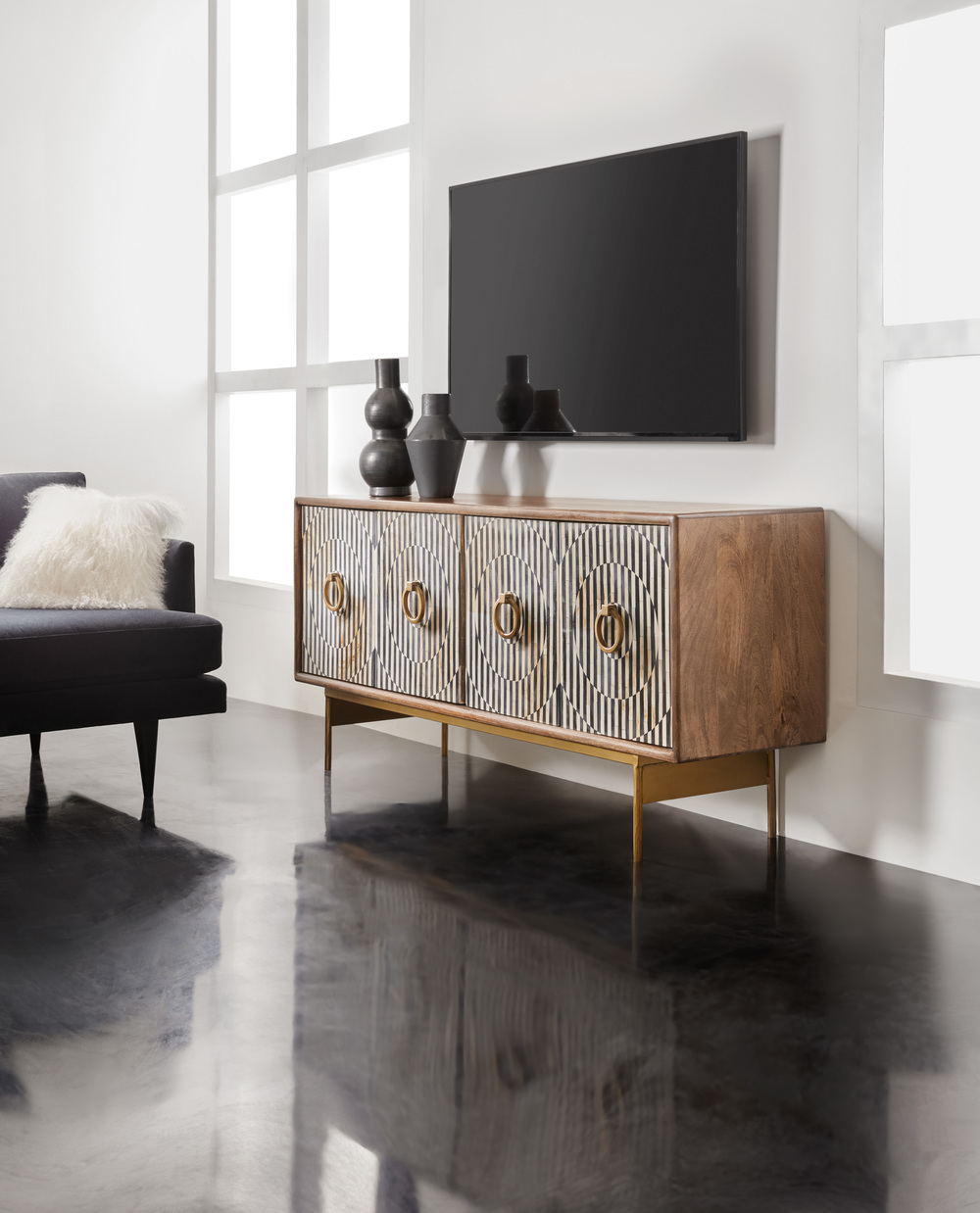 Hooker Furniture - Russell Credenza