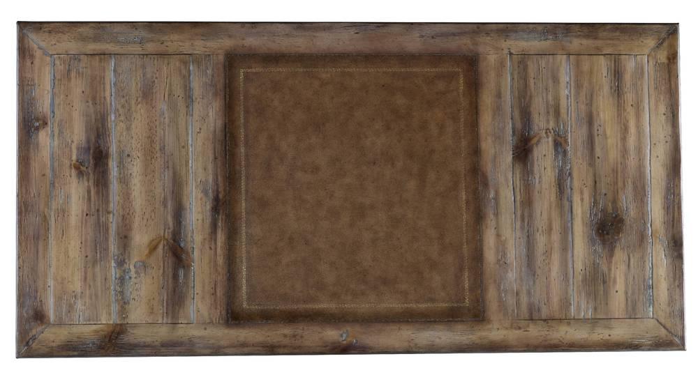 Hooker Furniture - Melange Bennett X-Base Writing Desk
