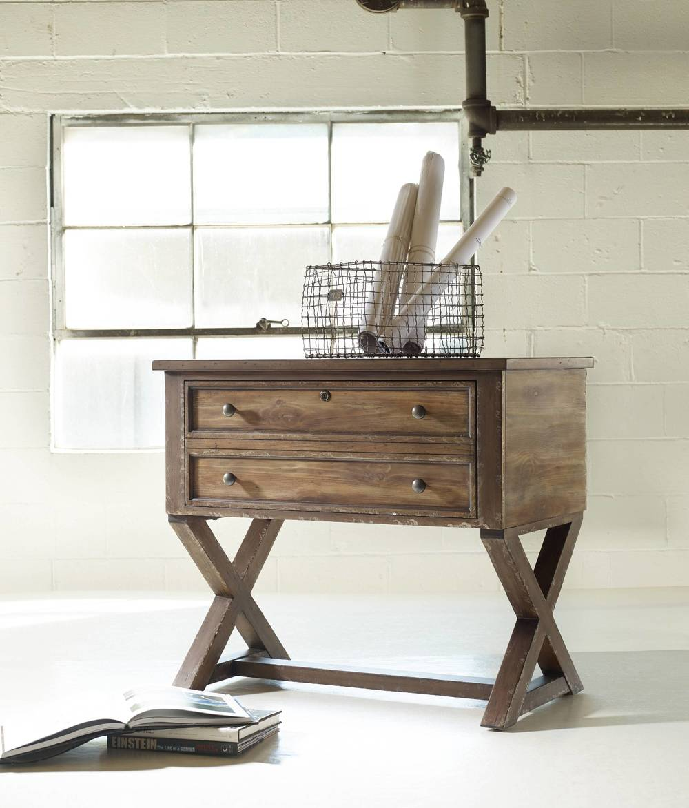 Hooker Furniture - Bennett X-Base Lateral File