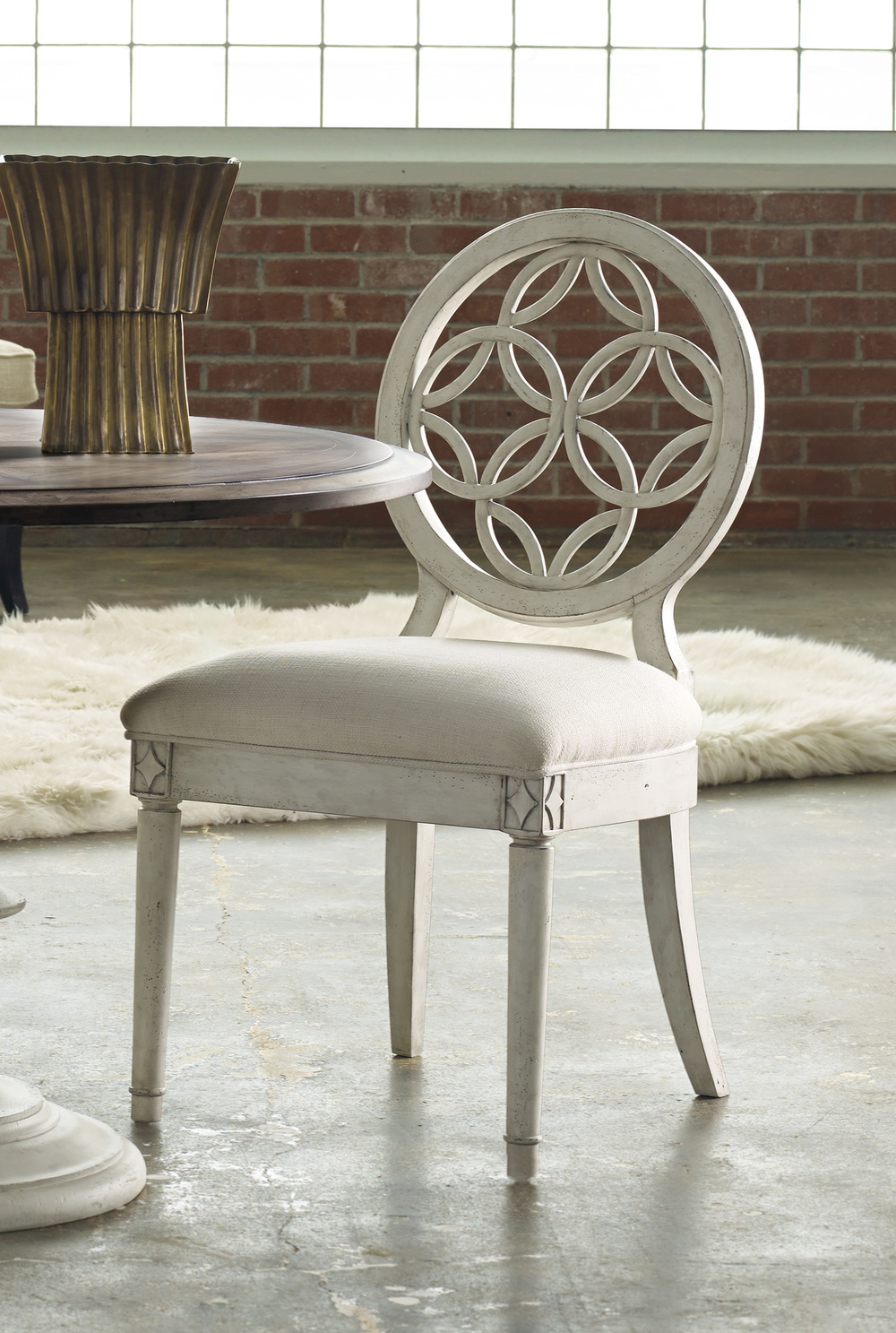 HOOKER FURNITURE CO - Brynlee Side Chair