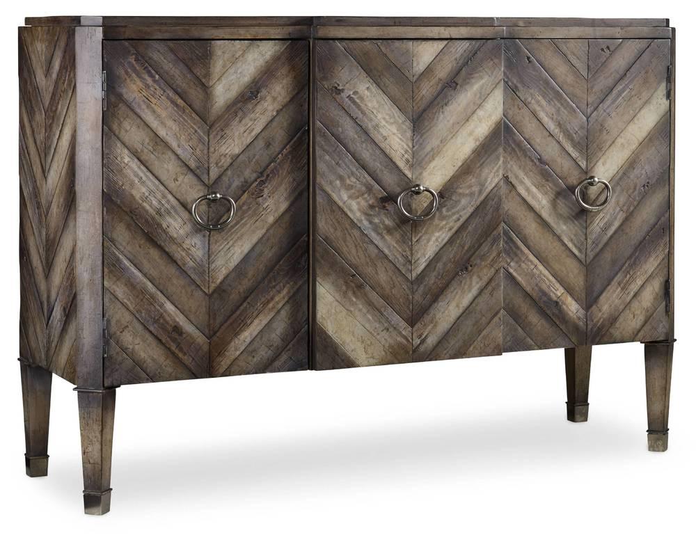 Hooker Furniture - Chevron Console