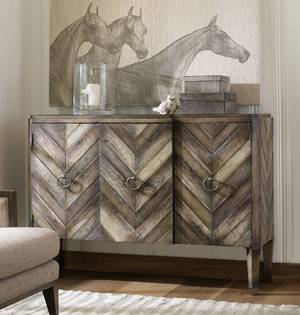 Thumbnail of Hooker Furniture - Chevron Console
