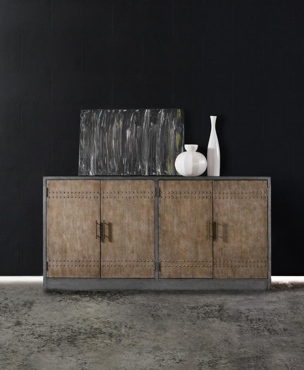 Hooker Furniture - Cooper Four Door Credenza