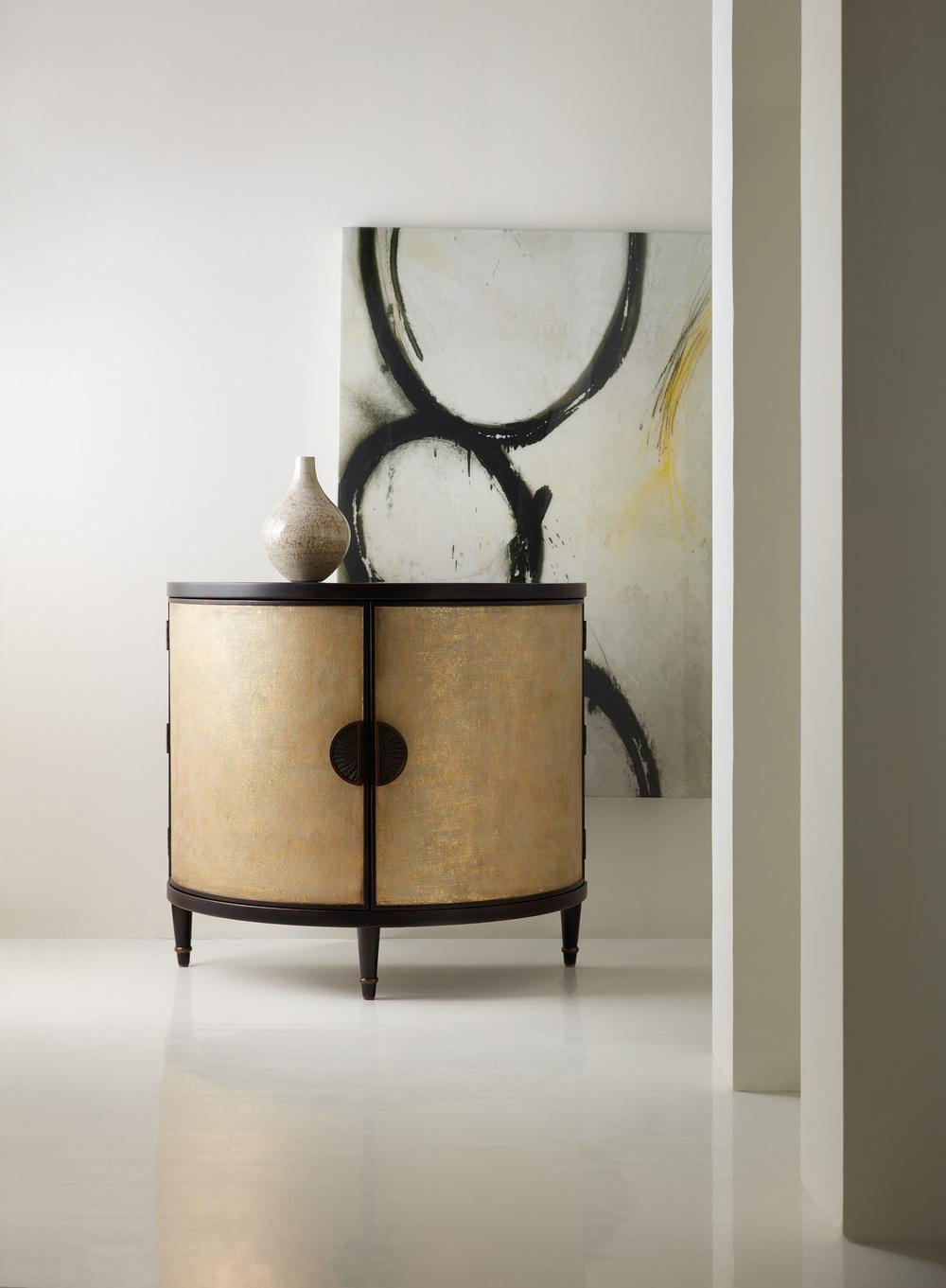 Hooker Furniture - Em Demilune Accent Chest