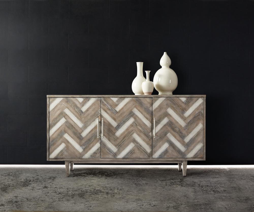 Hooker Furniture - Natural Beauty Credenza