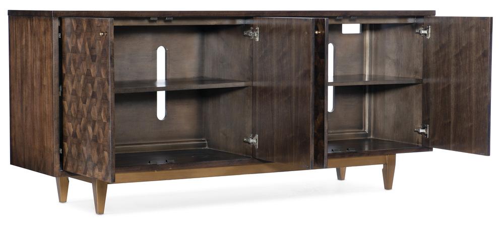 Hooker Furniture - Alpine Four Door Credenza
