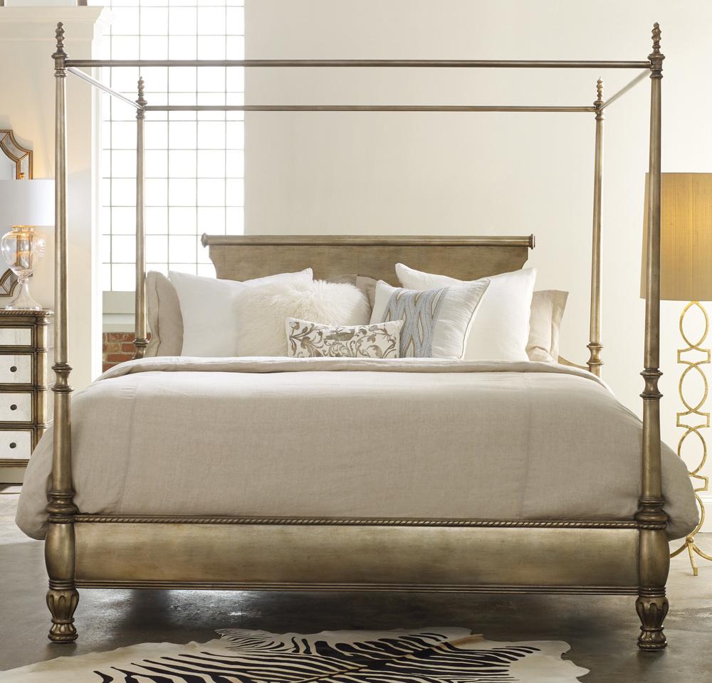 Hooker Furniture - King Montage Poster Bed
