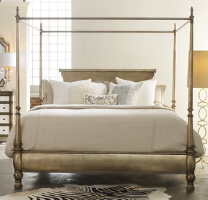 Thumbnail of Hooker Furniture - King Montage Poster Bed